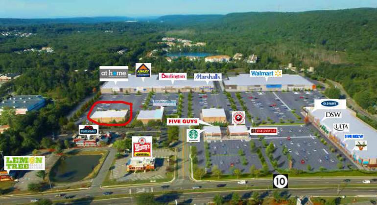 Roxbury, NJ, The Shops at Ledgewood Commons, Roxbury news