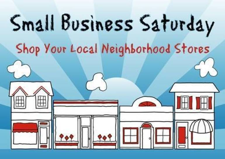 Small Business Saturday in Parkland