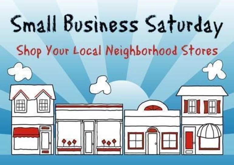 Come to Morristown for Small Business Saturday