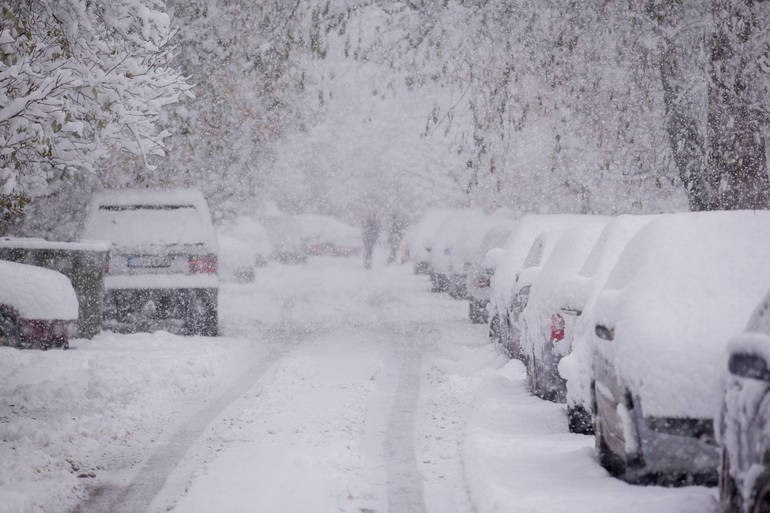 Snowfall Set for Saturday in Elizabeth, Weather Service Says