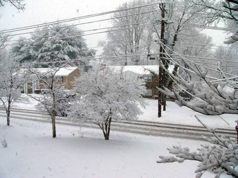 Tips for Driving in and around Montclair in Snow and Ice