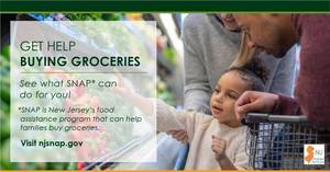 NJ Human Services to Deliver $116M in Food Assistance Benefits for Newly Eligible Children
