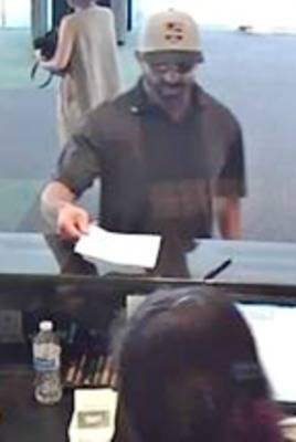 Police Need Help Identifying Bank Robbery Suspect