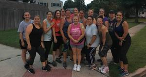 Spotswood's Sole Sisters Spread Health, Fitness and Friendship One Step At A Time
