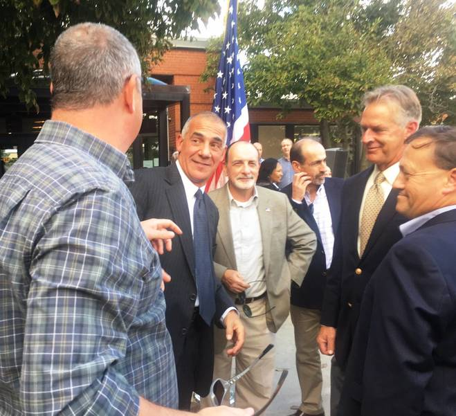 Ciattarelli Opponent in GOP Gubernatorial Primary Race Drops Out