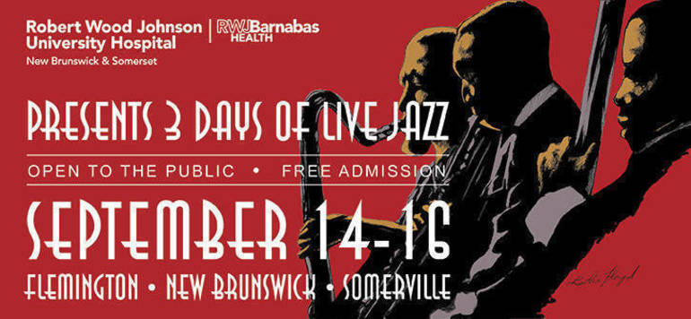 Jazz Aficionados Flock to Central New Jersey for 3-Day Music Festival