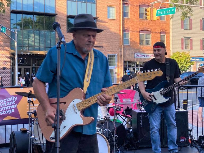 Downtown Somerville Alliance Releases Summer Stage Musical Lineup