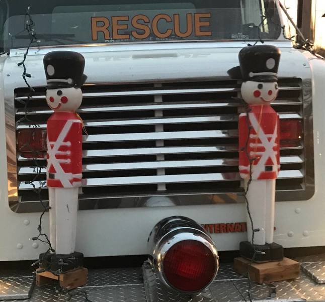 Firefighters Will Host Annual Somerville Holiday Lights Parade Dec. 5