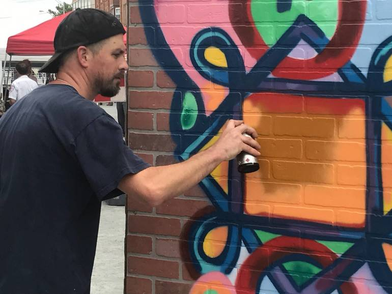 Somerville: Artists, Crafters, Musicians Express Themselves on Division Street