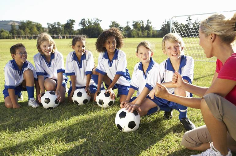 Registration Open For Fall Soccer Season