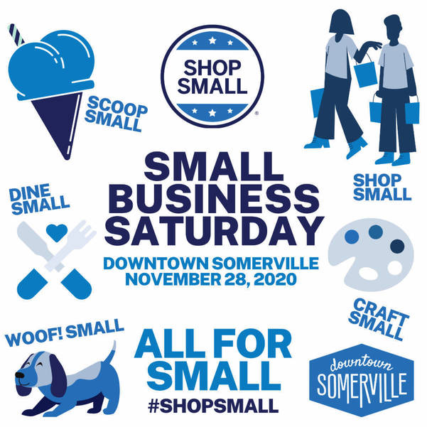 Downtown Somerville Alliance: Shop Small, Make a Big Difference