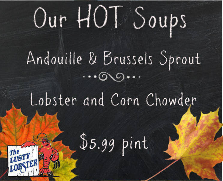 Lusty Lobster - Order Now for Thanksgiving - In-Season Stone Crabs