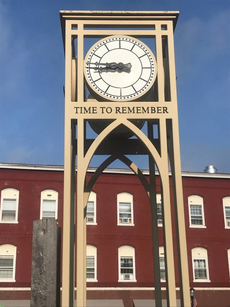 9/11 Victims from Somerset County Honored During Somerville
