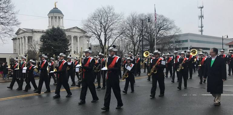 COVID-19 Forces Cancellation of 2021 Somerville St. Patrick's Parade