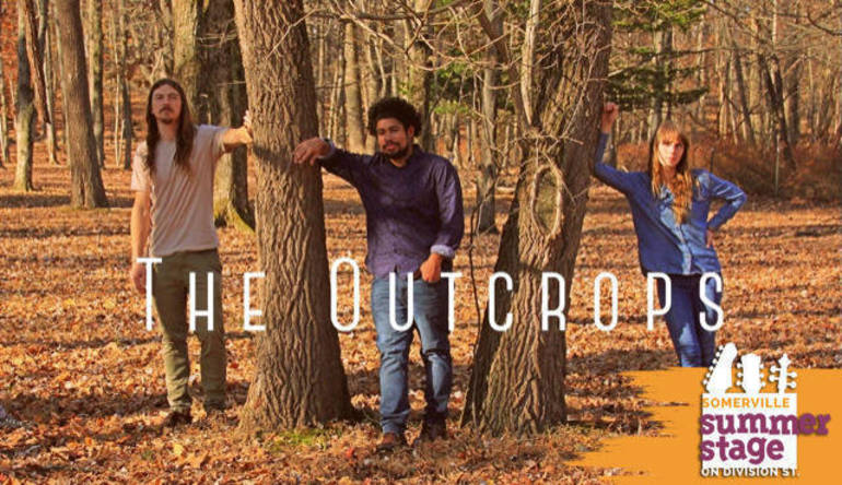 The Outcrops (An Outstanding Rock Formation) - Kick Off Somerville Summer Stage Concert Series