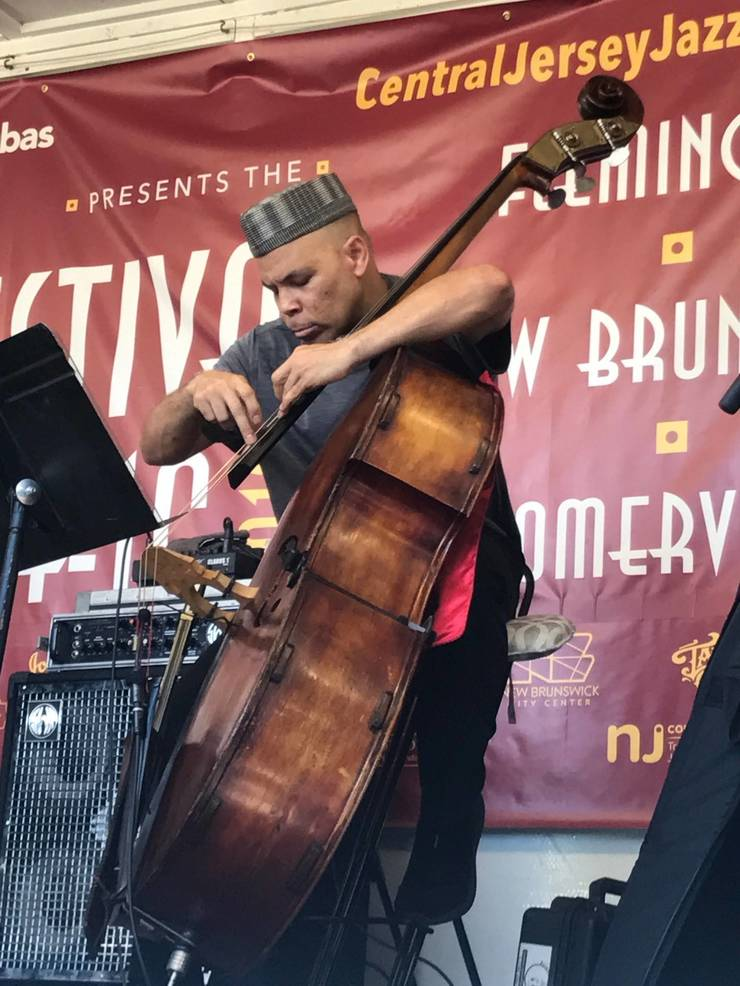 Somerville Jazz Fest Provides Background Music for Big Picture