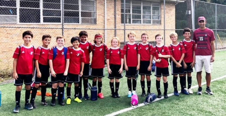 "Enjoying a Safe and Fun Place on the Field: The Madison Area YMCA's ""Lookouts"" U11 Soccer Team Wrapped Up a Very Successful Season"