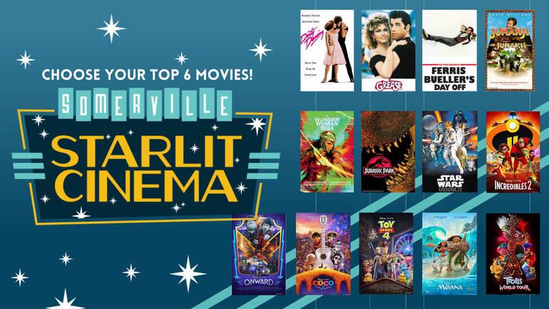 Somerville Starlit Cinema Returns to Division Street Thursday Nights