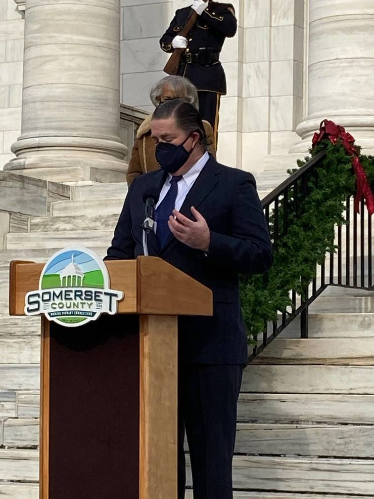 Somerset County Reorganizes for 2021 and Rebrands Governing Body