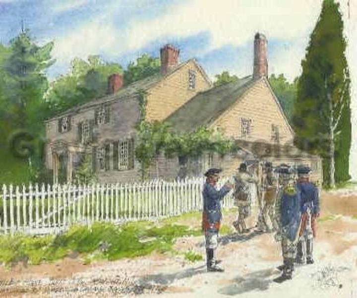 Gen. George Washington Turned 47 in NJ Living the Good Life