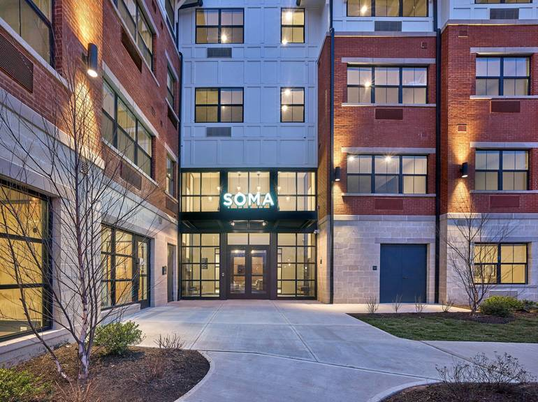 Somerville: Trackside Apartment Building Fully Rented In Three Months