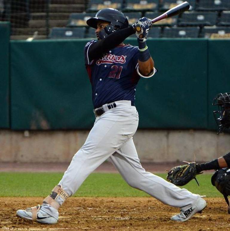 5 Errors by Barnstormers Pave the Way for Patriots Win