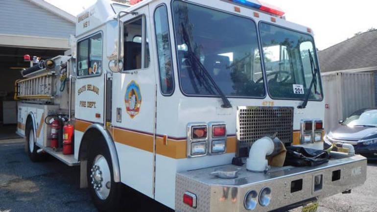 Destination Bahamas: Lake Como Donates Fire Truck to Hurricane Dorian Relief Effort