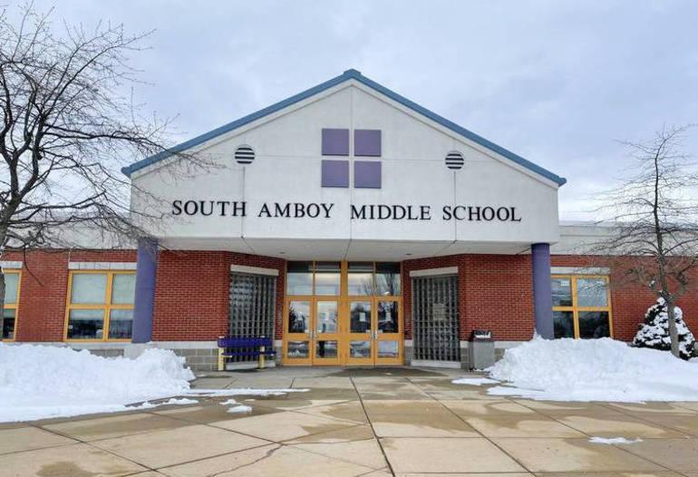 South Amboy Middle School.