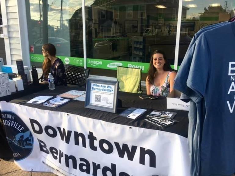 Downtown Bernardsville businesses