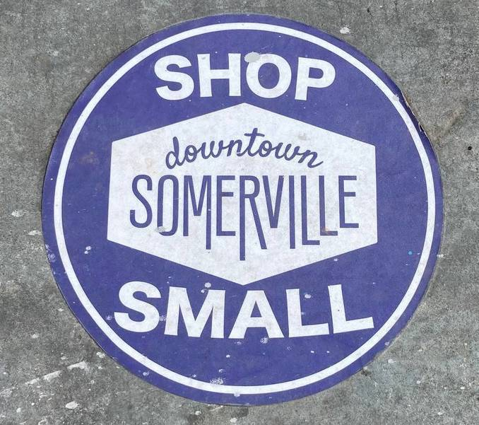 """""""Shop Small"""" in Downtown Somerville During the Holiday Season"""