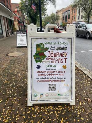 Take a Journey Through the Past in Somerset County