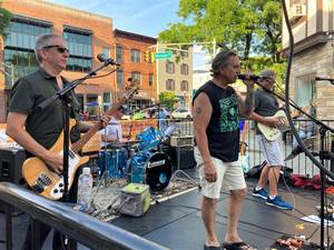 Broadcasters Return to the Somerville Summer Stage July 31
