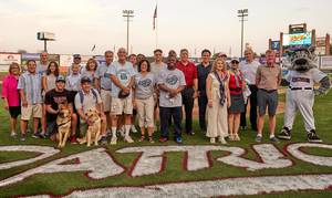 PLAN/NJ Friends and Guests Celebrate Family Night at TD Bank Ballpark