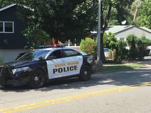 South Orange Police Department patrol car