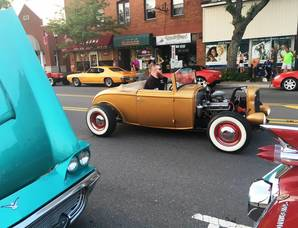 Cruise Nights & Summer Stage Concerts Set For Return To Somerville