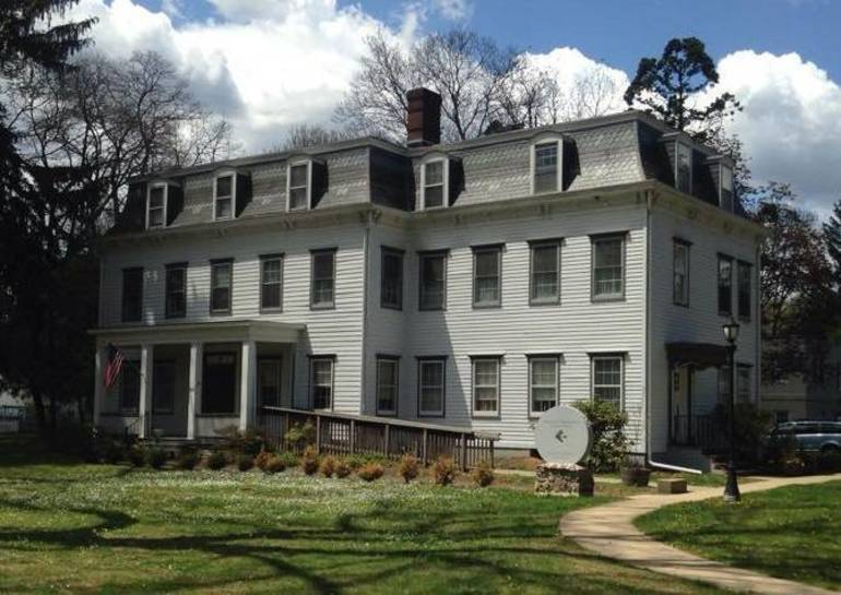 Vermeule Mansion in Journey History Weekend Oct 13-14
