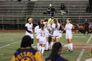 Spotswood High School girls soccer