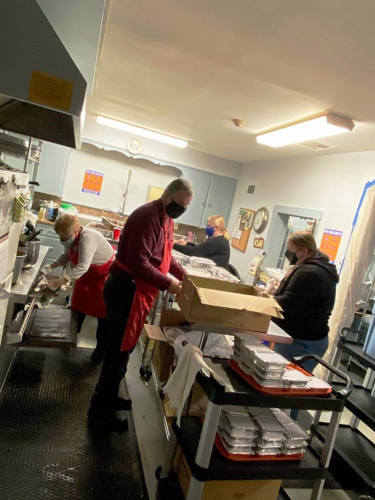 Spotswood's St. Peter's Episcopal Church Adapts To Continue To Serving The Needs Of The Community During Pandemic