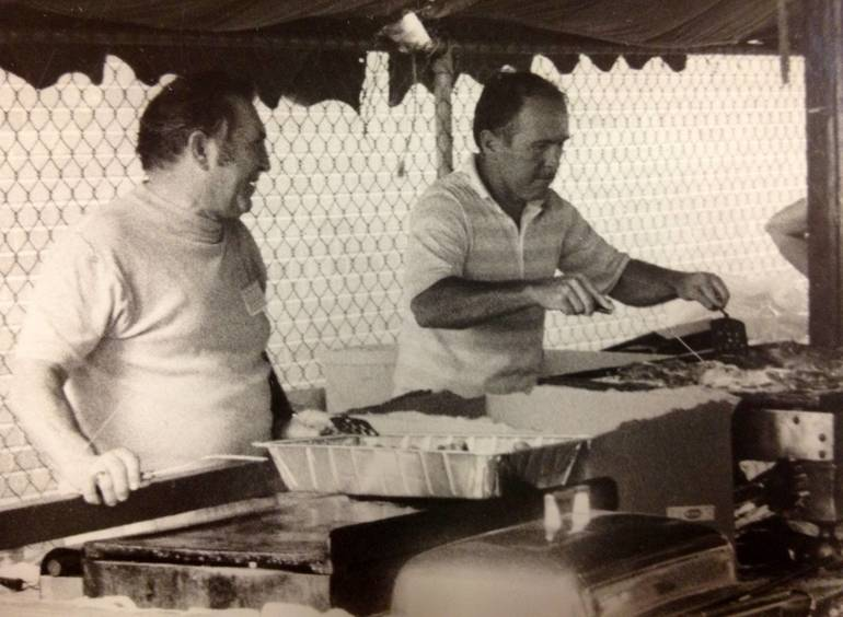 St. Bart's vintage photo - cooking - John Mooney.jpg