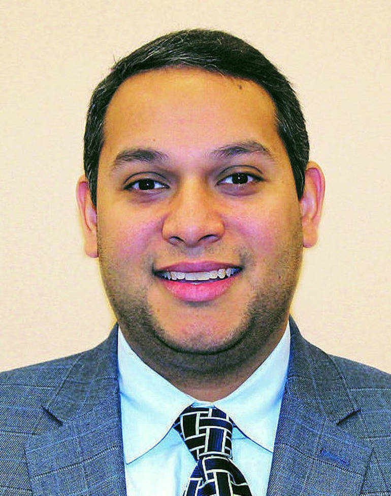 Joel Castillo is the new principal of St. Bart's Academy in Scotch Plains.