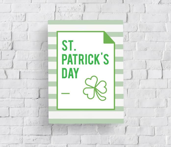 St. Patrick's Day Celebration in Randolph March 14