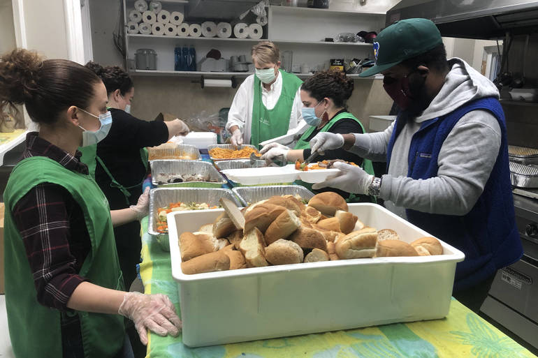 Grants Available for Soup Kitchens and Food Pantries