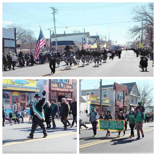 Belmar/Lake Como St. Patrick's Day Parade Canceled Over Coronavirus Concerns