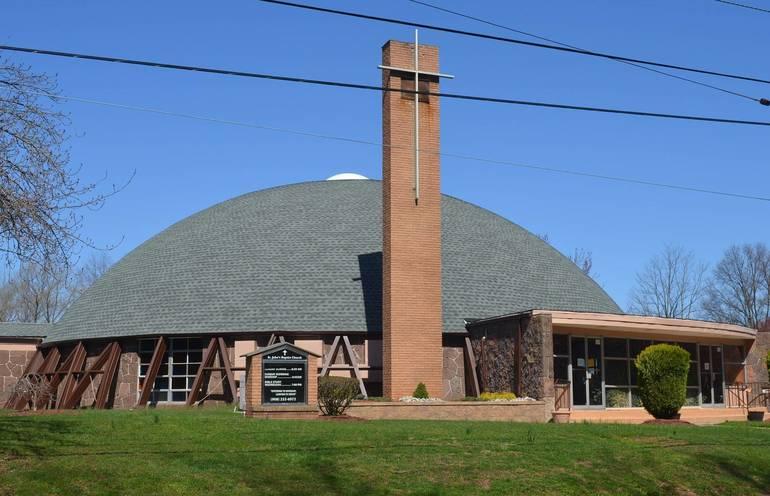 St. John's Baptist Church in Scotch Plains.
