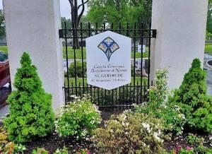 St. Gertrude Cemetery