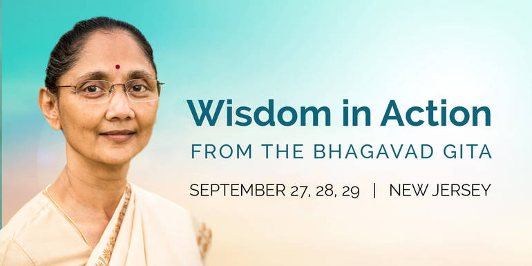 Wisdom in Action: NJ Lecture series by eminent Indian Philosopher