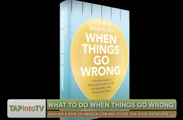 "NFL Championship Event Producer Writes Best-Selling Book: ""What to Do When Things Go Wrong"""