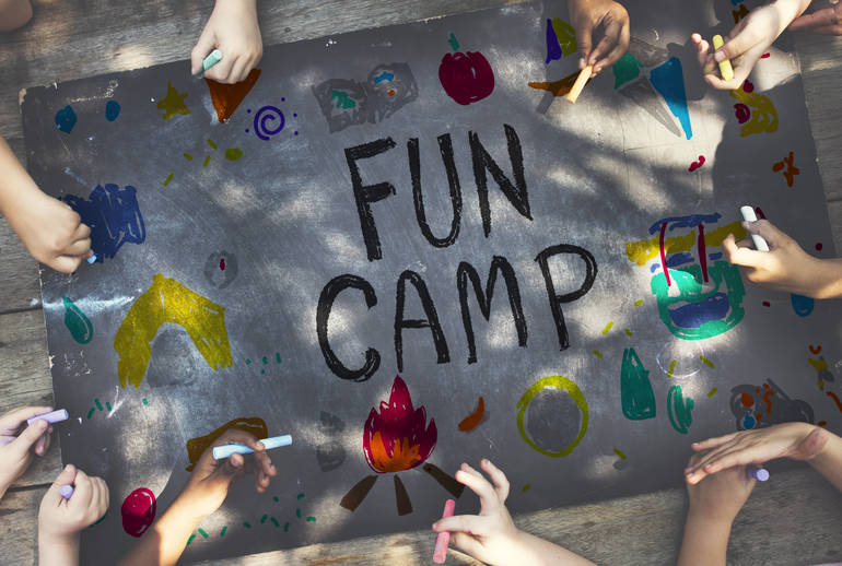 Registration For Specialty Summer Camps Open Today at P-REC