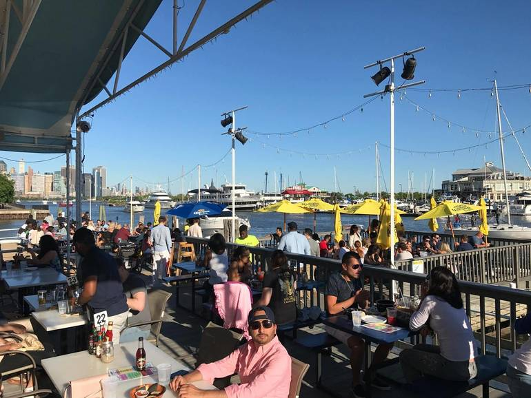 New Jersey Date Night: With Al Fresco Dining, the Sky's the Limit