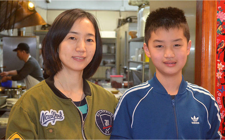 Sue Lin and Alexander at No. 1 Chinese Kitchen in Scotch Plains.png